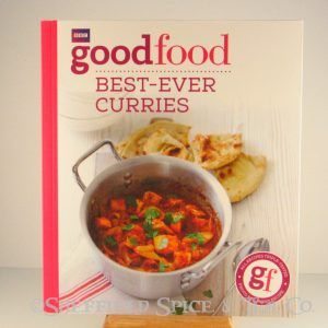 Best Ever Curries Book