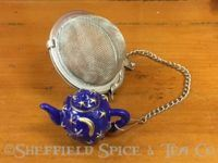 2 inch Stars and Moon Mesh Ball Tea Infuser