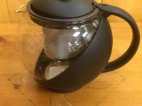 Eclipse Teapot - Black 40 oz