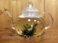 peach fairies flowering tea
