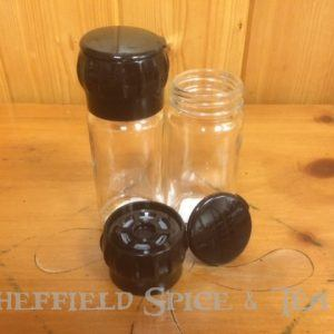 spice and herb grinder bottle