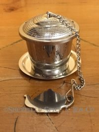 Price and Kensington Tea Infuser with Drip Tray