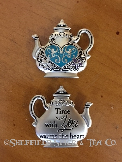 Ganz Tea Pot Charm 5