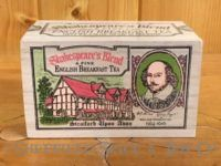 shakespeare blend english breakfast tea
