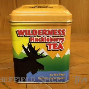 wilderness huckleberry black tea