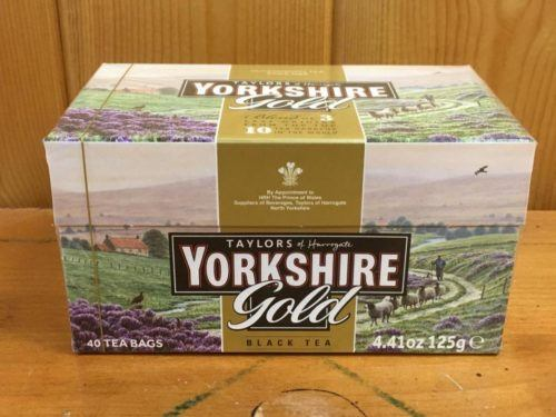 yorkshire gold tea yorkshire tea