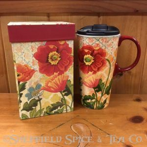 cypress sunbeam ceramic travel mug