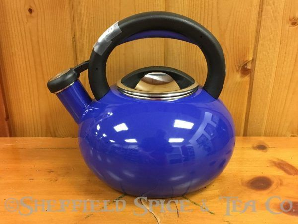 circulon sunrise 1.5 qttea kettles royal blue