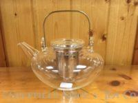 grosche tuscany glass teapot