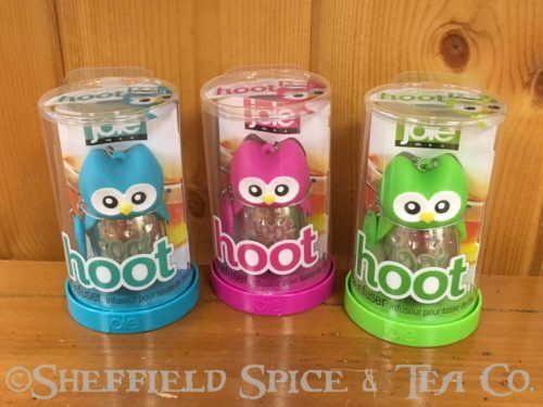 hootie owl infuser set
