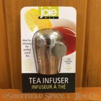 joie stainless steel tea infuser