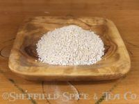 pure maple sugar granules