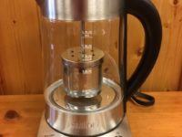 salton vita pro electric kettle tea steeper