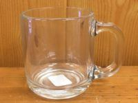 libbey clear glass tea mug 10oz