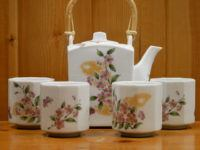 japanese cherry blossom tea sets