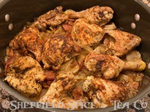 irish one pan chicken