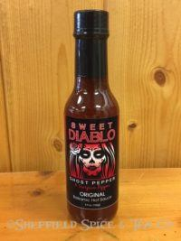 scorpion ghost pepper balsamic hot sauce