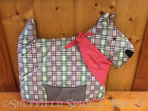 scottie dog tea cosies tea cozies